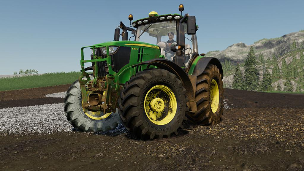 Real Dirt Color v 1 1 0 2 | FS19 mods, Farming simulator 19 mods