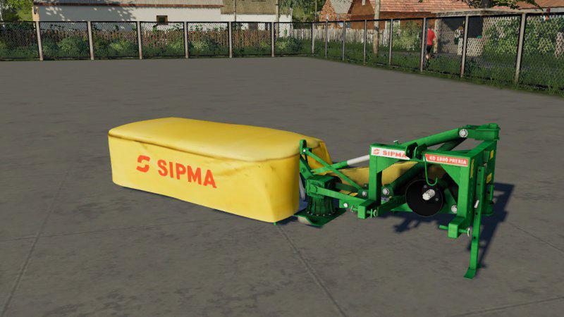 Sipma Preria 1600 v 1.0