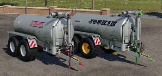 Joskin/Stapel VTW 16000 mit Prallkopfverteiler v 1.0