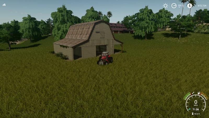 Tennessee Barn v 1.0