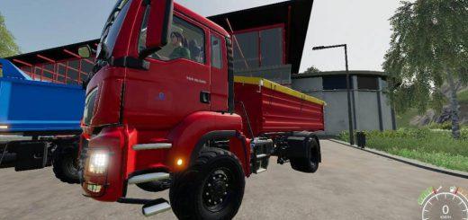 Trucks Agro pack v 1.0