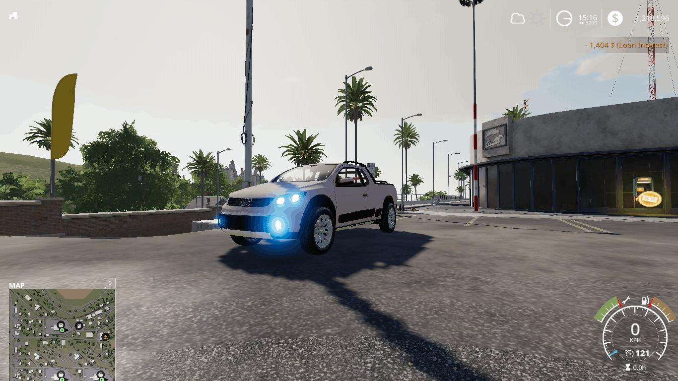 Volkswagen Saveiro Cross G5 v 1.0