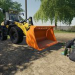 WHEEL LOADER SHOVEL V1.1