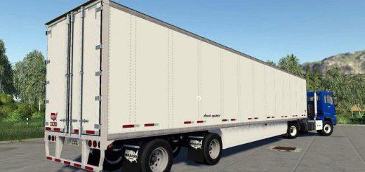 Wabash 53ft Dry Van v 1.0