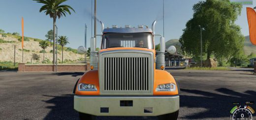 Warrior Semi Truck v 1.0