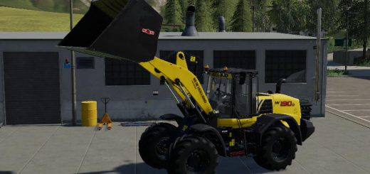 Wheel Loader Attachments large v 1.0