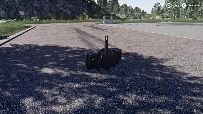 XXL Weight pack v 1.0