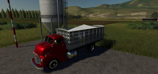 1948 Chevy Grain Truck v 1.0