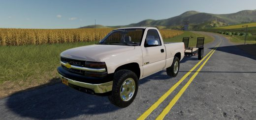 1999 Silverado 1500 Regular Cab v 1.0