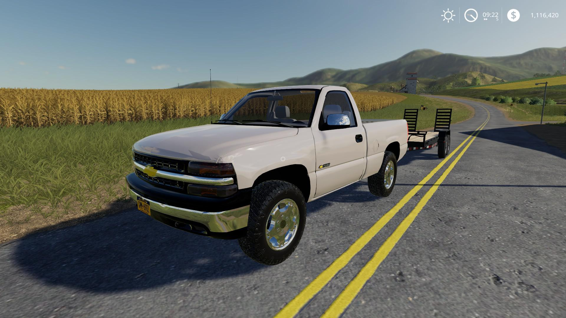 1999 Silverado 1500 Regular Cab v 1.0 | FS19 mods, Farming ...