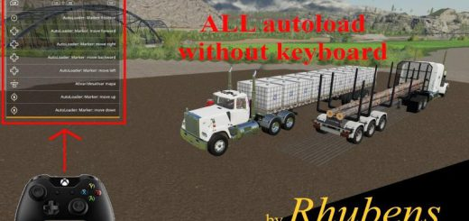 ALL autoload fully operational without keyboard v 2.0