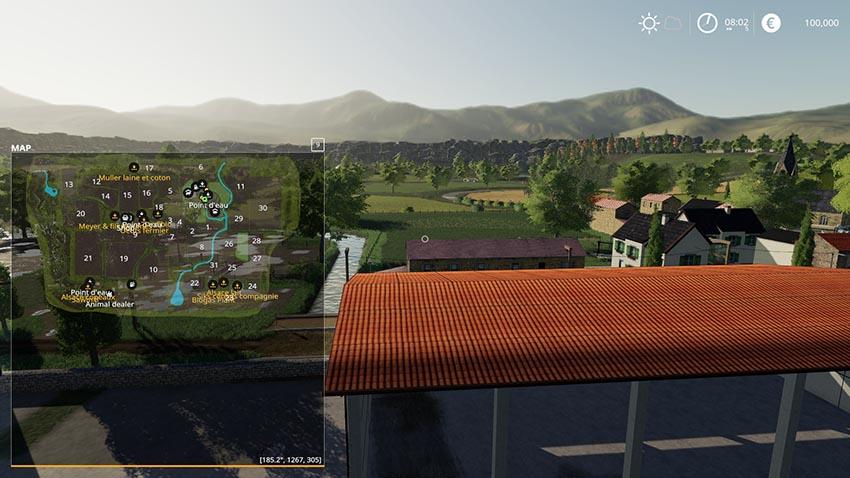 Alsace map edit v 2.0