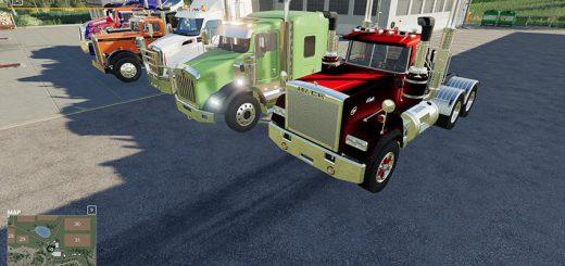 American Truck Pack v 1.0