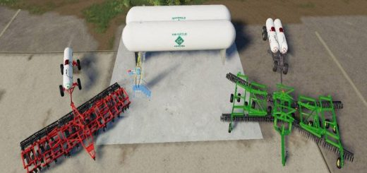 Anhydrous Pack v 1.0