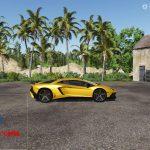 Aventador LP750 v 2.0