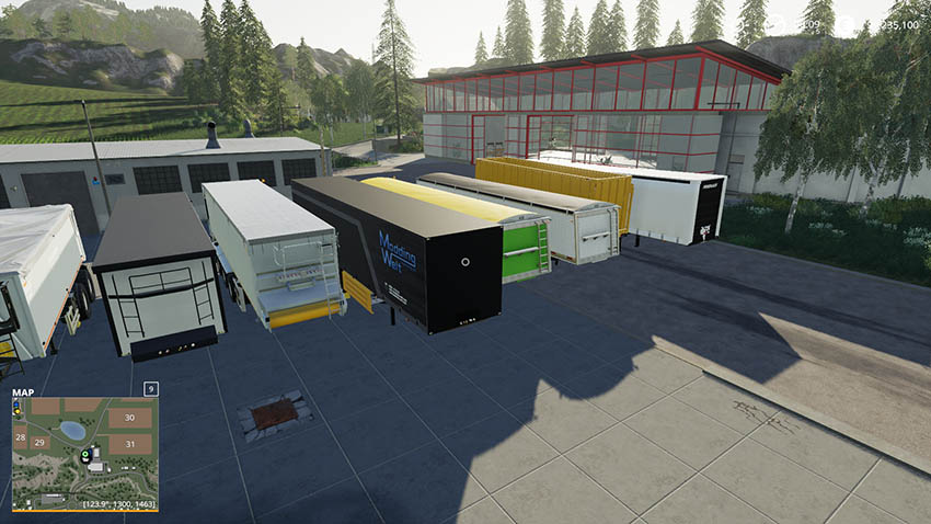 BEST TRAILERS PACK v 1.0
