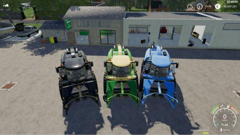 BiG X 1180 sugarCane Pack v 1.0