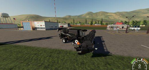 Bones New Holland Harvester And Header v 1.0