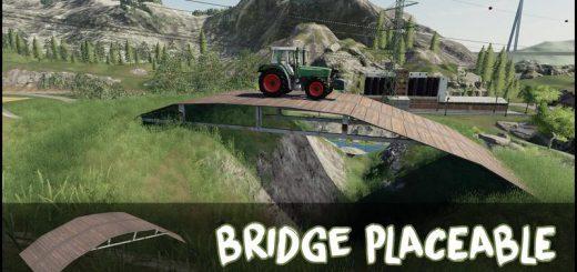 Bridge placeable v 1.0
