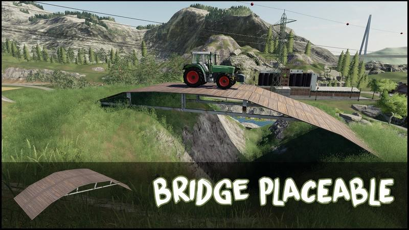 Bridge placeable v 1.0