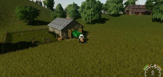 Chicken coop v 1.1.1.1