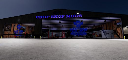 Chop Shop Mods CSM ULTIMATE WORKSHOP v 1.0.10