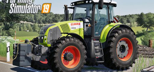 Claas Axion 800 Series v 1.0