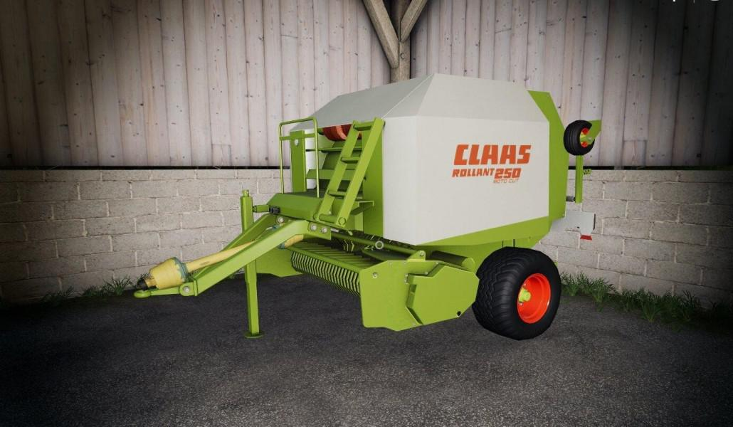 Claas Rollant 250 v 1.0