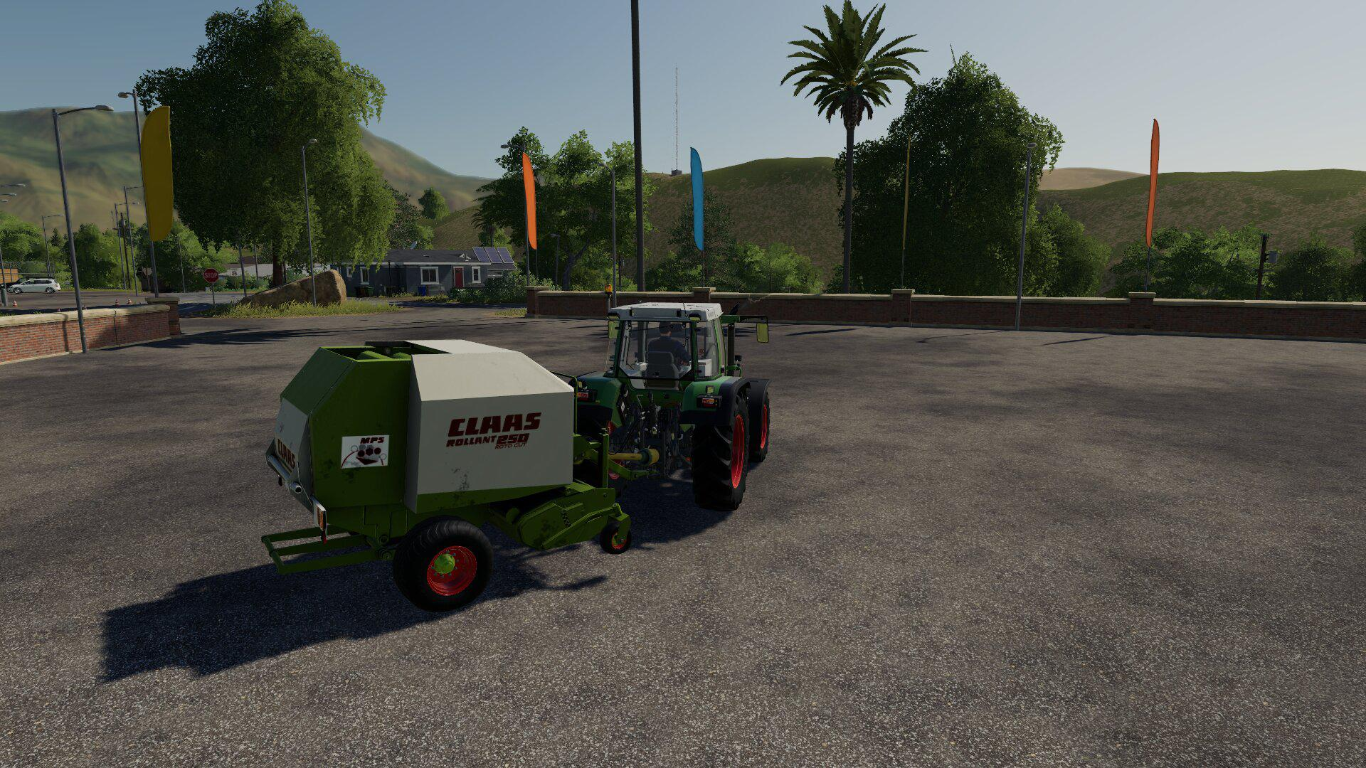 Claas Rollant 250 v1.3