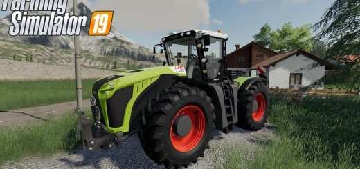 Claas Xerion 4000 - 5000 v 1.0