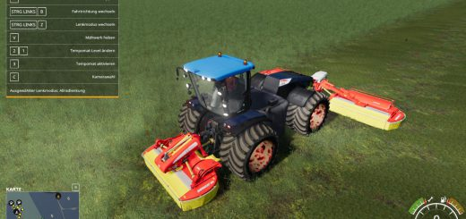 Claas Xerion 5000 v 1.3