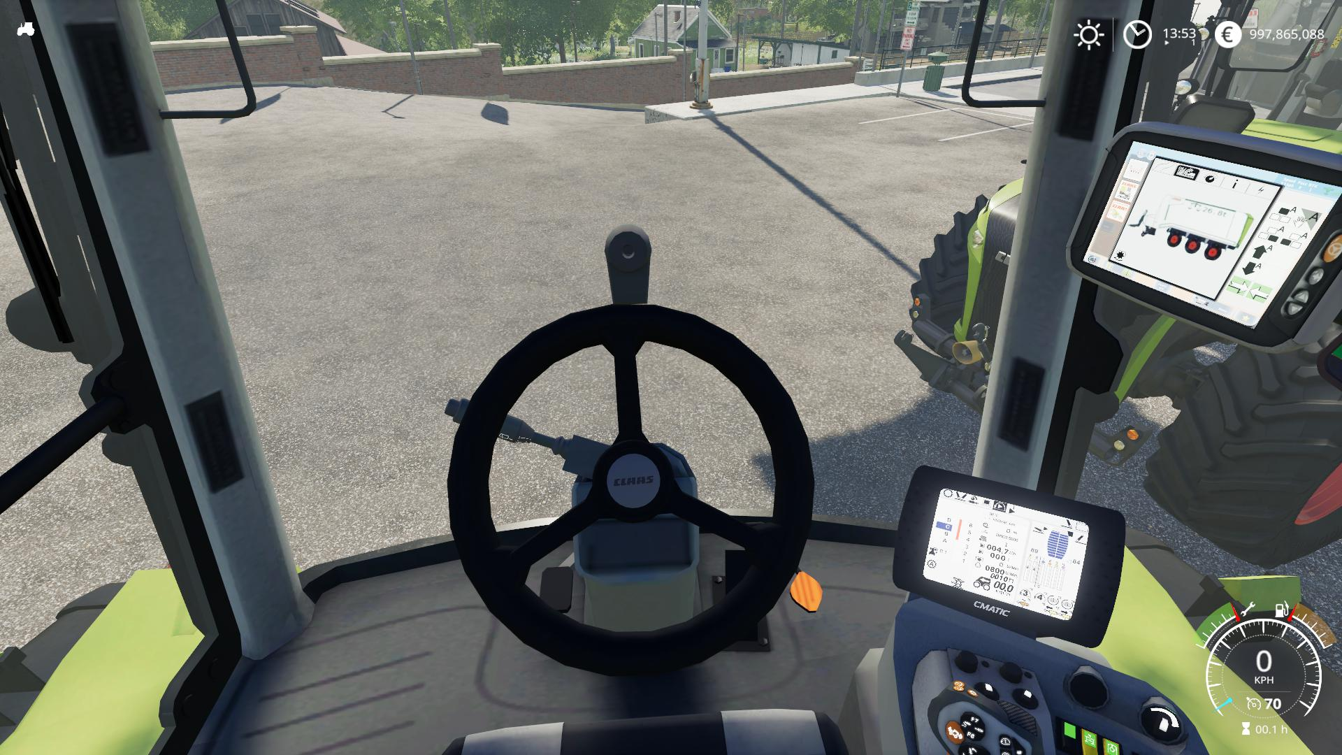 Claas Xerion v 1.0.0.1