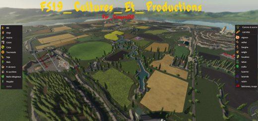 Cultures et Productions v 1.3
