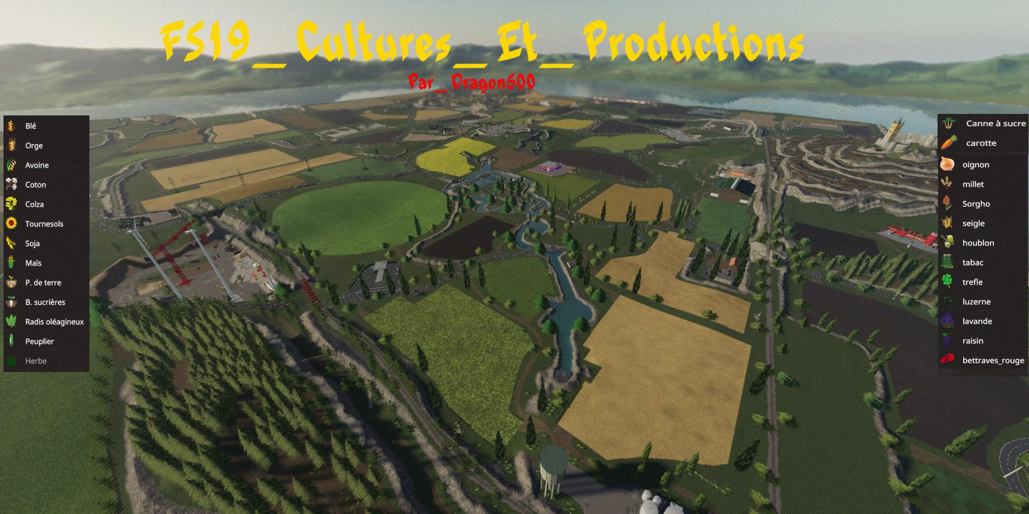 Cultures et Productions v 1.3