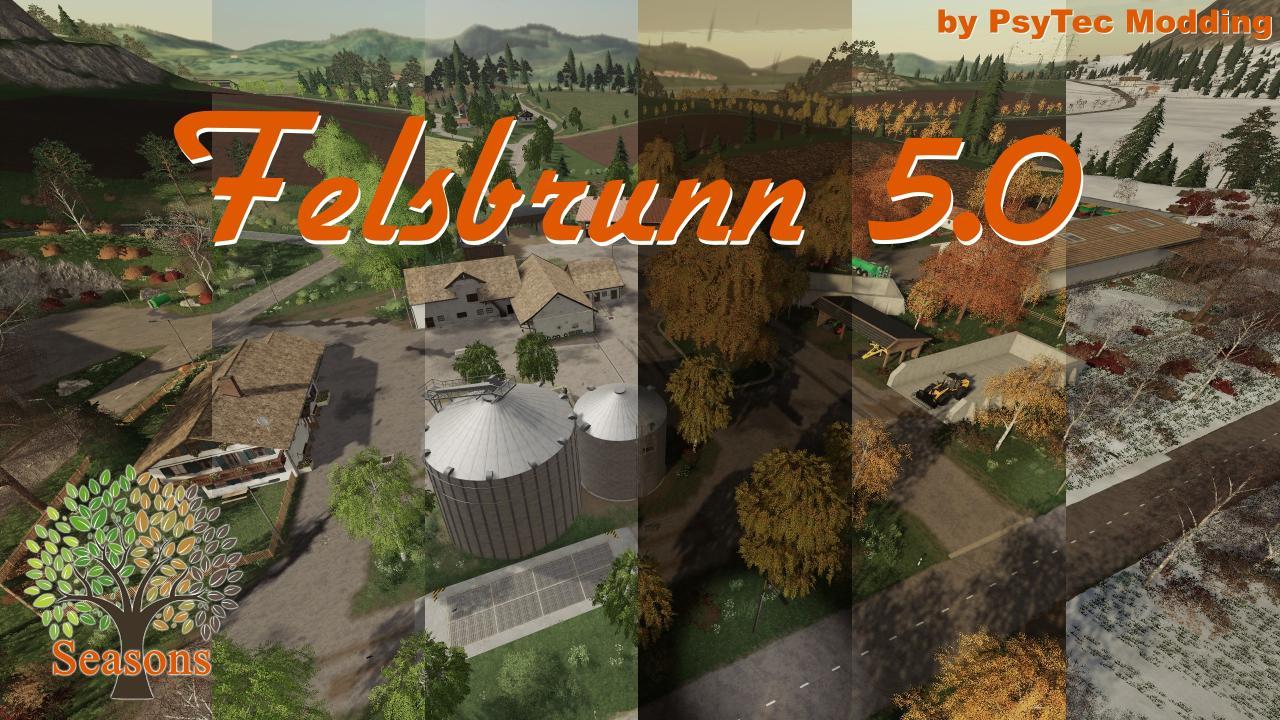 Felsbrunn Seasons & Multifruit v5.0