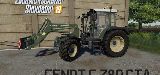 Fendt F 380GTA v 1.0.0.2