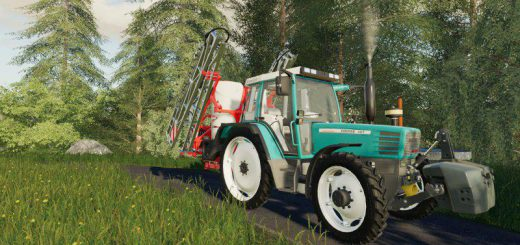 Fendt Farmer 300 Pack v 1.0
