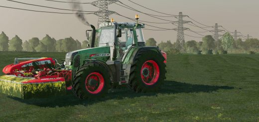 Fendt Vario 700 Favorit / 800 TMS v 4.0