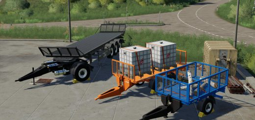 Fliegl BPT Pack v 1.0