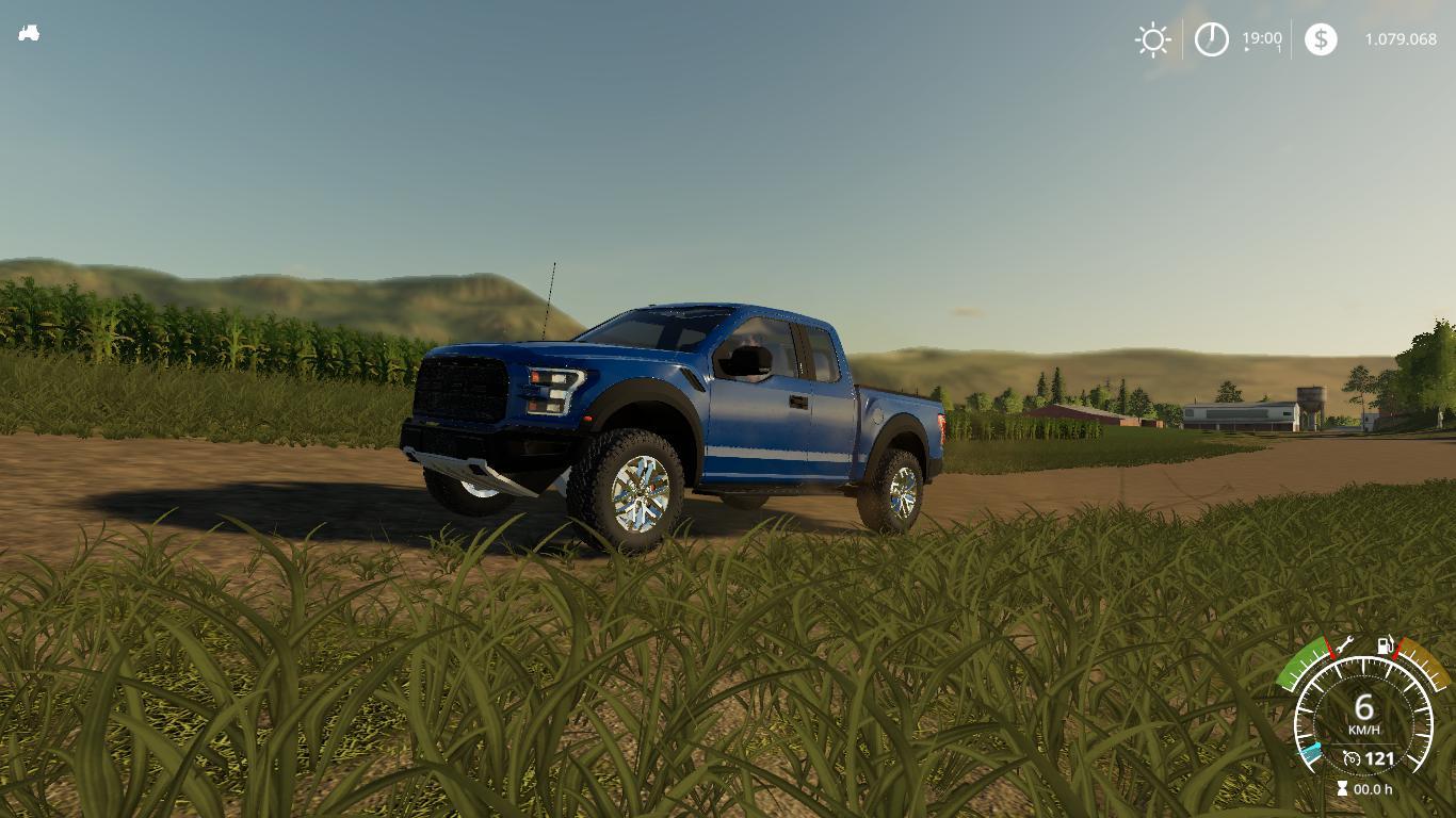 Ford Raptor 2017 BETA v 1.0