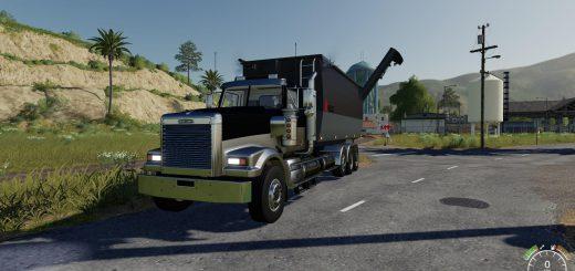 Freightliner FLD120 Hooklift v 1.0