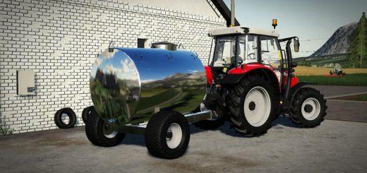 Fuel tanker v 1.0