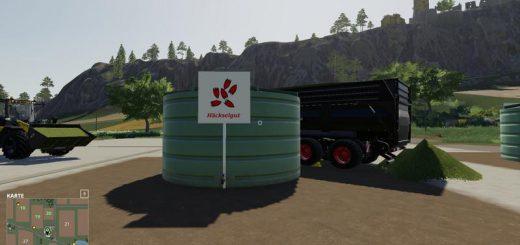 Haeckselgut Tank v 1.0