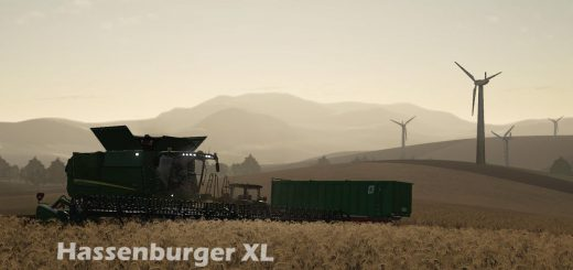 Hassenburger XL v 1.0