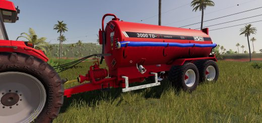 HiSpec 3000 Gallon Tanker v 1.0