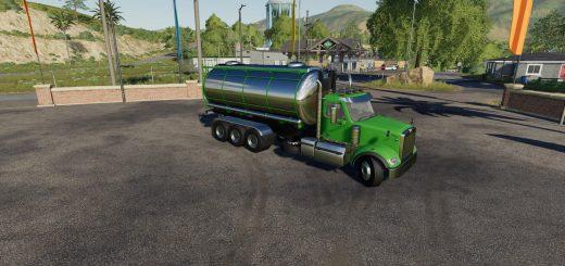 Hooklift Liquid Tank v 1.0