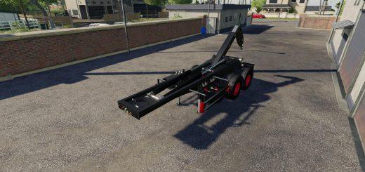 Hooklift Semi-trailer v 1.0