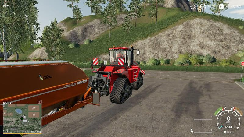 Horsch Maestro 12SW with color choice v 1.0
