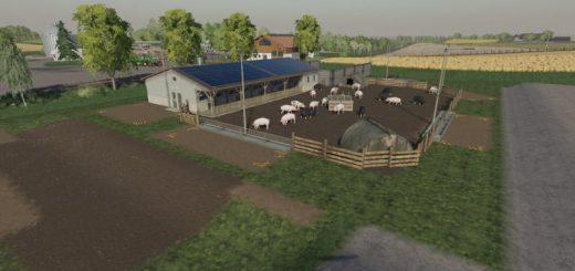 Huge Pig Enclosure v 1.0