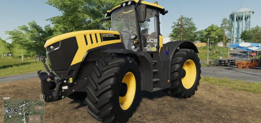 JCB Fastrac 8000 Customizable v 1.0